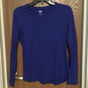 Long-Sleeve Old Navy Tee